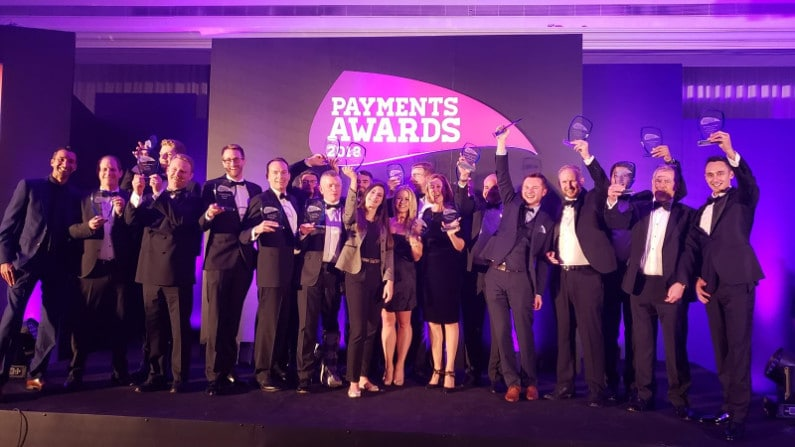 PayaCharity celebrates success at the 2018 Payment Awards